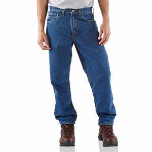 Carhartt B17 DST 36x34 Relaxed-Fit Tapered-Leg Jean