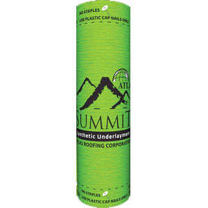 Atlas Roofing 506M005 Summit Synthetic Premium Underlayment 48x250
