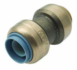 Cash Acme U4008LFA Sharkbite Coupling Conversion Pb 1/2pbx 1/2sb