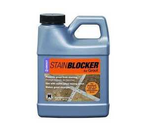 Custom Building Products SBG12-4 Stainblocker For Grout 12 oz