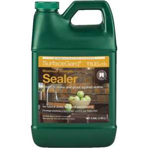Custom Building Products TLSGSRAHG-3 Sealer Penetrating Surface Guard 1/2 Gal