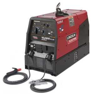 Lincoln Electric K2343-3 Eagle Welder 10 000pls W/Kohler
