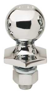 Reese Towpower 7008400 Chrome Interlock Hitch Ball
