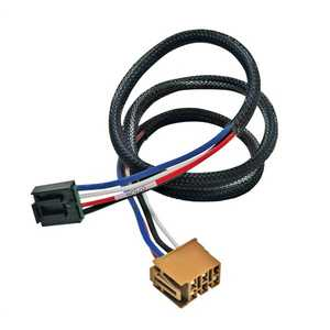 Reese Towpower 78052 Brake Control Wiring Harness, Gm