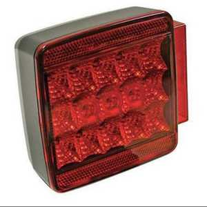 Reese Towpower 73853 Submersible Trailer Tail Light, Right