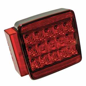 Reese Towpower 73854 Submersible Tail Light, Left