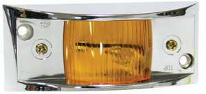Reese Towpower 73807 Armored Light, Amber