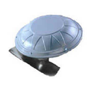 Air Vent Ventilation 53828 Power Roof Vent 1170 Grey