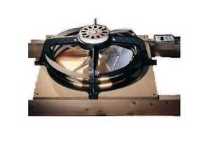 Air Vent Ventilation 53320 Gable Mounted Power Vent 1620cfm