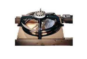 Air Vent Ventilation 53315 Gable Mounted Power Vent 1050cfm