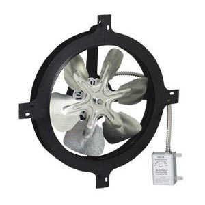 Air Vent Ventilation 53319 Power Vent Gable Mount 1320cfm