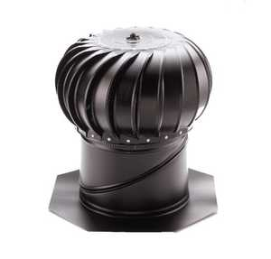 Air Vent Ventilation 52613 Wind Turbin 14 in Internally Braced With Base Mill