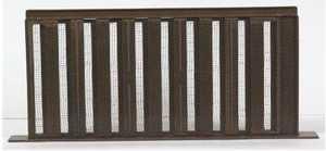 Air Vent Ventilation 93806 Foundation Vent Plastic W/Slider Brown
