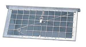 Air Vent Ventilation 86101 Foundation Vent Aluminum No Lintel