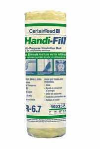 Certainteed 900352 Handi-Fill Insulation R6.7 2x16x48-Inch