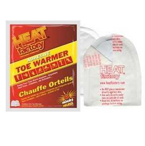 HEAT FACTORY 1945 Adhesive Toe Warmer 2pk