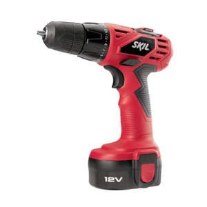 12-Volt Cordless Drill/Driver