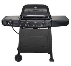 Char Broil 463722315 Quickset 3 Burner 36000-Btu Gas Grill