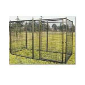 Advantek 23100 4 ft X 5-1/2 ft X 8 ft Deluxe Dog Kennel