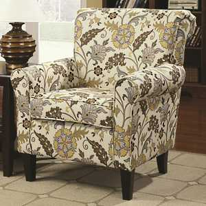 Coaster 902082 Simple Retro Styled Accent Chair