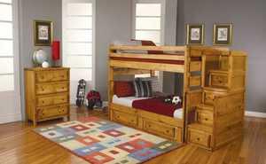 Coaster 460097 2-Door Underdresser Bed Storage