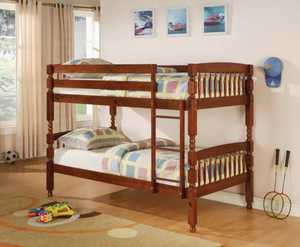 Coaster 460223 Twin Bunk Bed