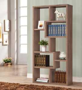 Coaster 800129 Bookshelf Distressed Grey
