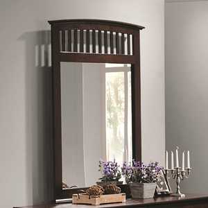Coaster 202084 Tia Vertical Dresser Mirror
