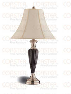 Coaster 900736 Table Lamp Cappuccino Metal Finish