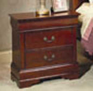 Coaster 200432 Louis Philippe 2 Drawer Nightstand