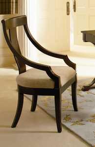 Coaster 800494 Cresta Classic Vertical Splat Arm Chair