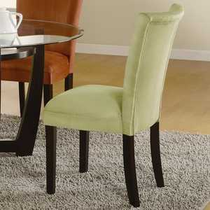 Coaster 101495 Bloomfield Microfiber Parson Side Chair