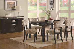 Coaster 103162 Libby Upholstered Dining Side Chair