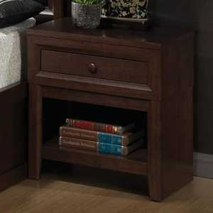 Coaster 202312 Remington Nightstand With Drawer