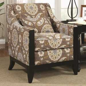 Coaster 902091 Contemporary Accent Chair