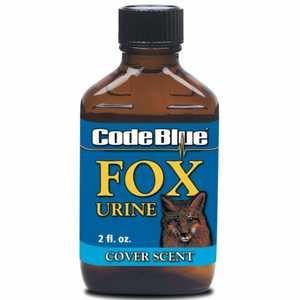 Code Blue OA1105 Fox Urine Cover Scent