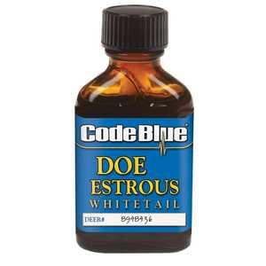 Code Blue OA1001 Estrous Doe Urine 1 oz