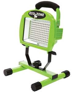 Designers Edge L1306 108-Led Green Non-Rechargeable Work Light