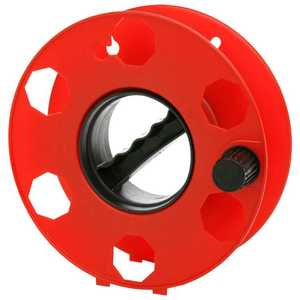 Designers Edge E-102 150-Foot Red Heavy Duty Cord Storage Reel