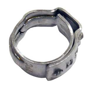 Apollo/PEX PXPC3810PK Stainless Steel Pinch Clamp - 3/8 in 10 Pack.