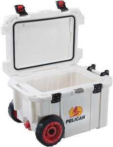 Pelican Products 45Q-MC-WHT 45-Quart White Elite Cooler