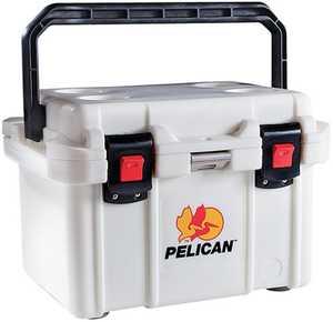 PELICAN PRODUCTS 32-20Q-MC-WHT 20-Quart White Elite Cooler