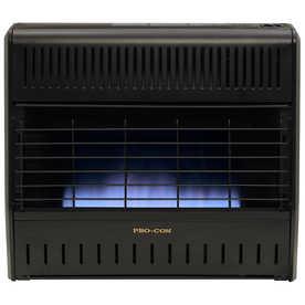 Procom MD300TGA ProCom Wall-Mount Natural Gas/Liquid Propane Convection Heater