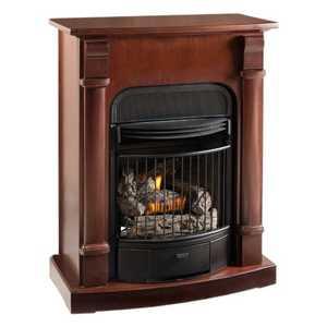 Procom EDP200T2-JA ProCom 20000 Compact Gas Fireplace