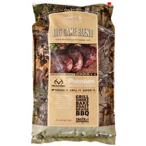 Traeger PEL320 Realtree Big Game Blend Hardwood