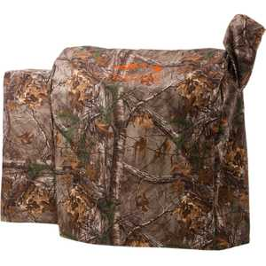 Traeger BAC377 Realtree Full-Length Grill Cover - 34 Series