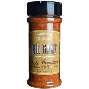 Traeger SPC151 Realtree Big Game Rub