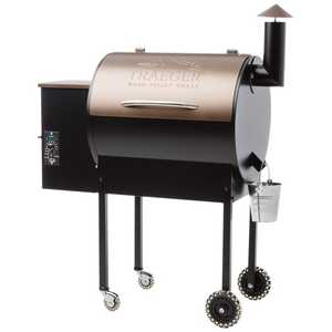 Traeger TFB57PZB Pro Series 22 Pellet Grill In Bronze