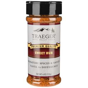 Traeger SPC132 Sweet Rub 6-Oz