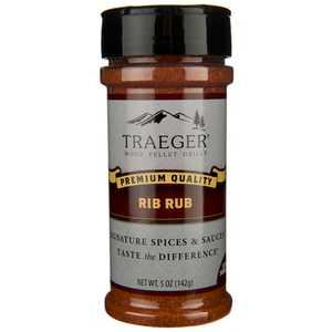 Traeger SPC146 Rib Rub Low Sodium